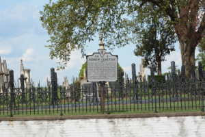 Hebrew Cemetery