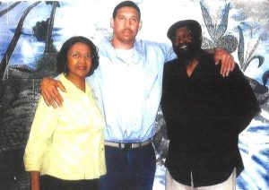 Henry Brailey his mother and stepfather